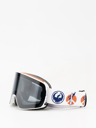 Ochelari pentru snowboard Dragon NFX2 (danny davis sig/dark smoke/lumalens rose)