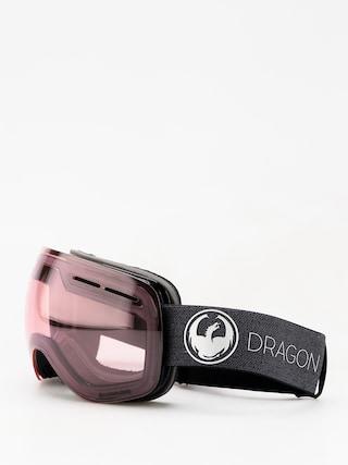 Ochelari pentru snowboard Dragon X1s (echo/photochromic rose)