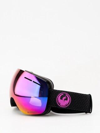 Ochelari pentru snowboard Dragon X1s (split/lumalens purple ion/lumalens amber)