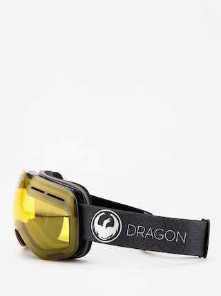 Ochelari pentru snowboard Dragon X1s (echo/photochromic yellow)