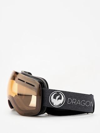 Ochelari pentru snowboard Dragon X1s (echo/photochromic amber)