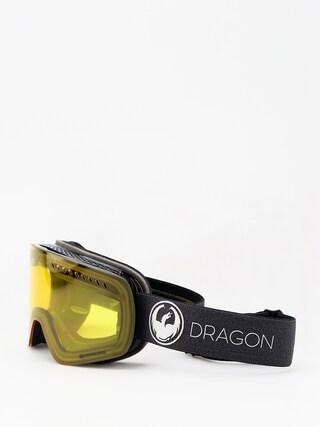 Ochelari pentru snowboard Dragon NFXs (echo/photochromic yellow)