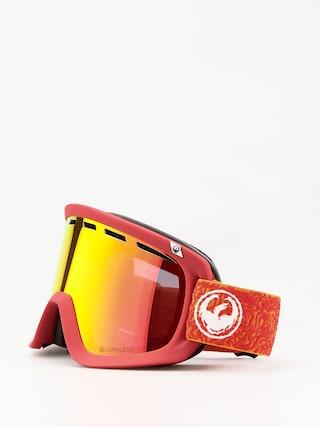 Ochelari pentru snowboard Dragon D1 (maze/lumalens red ion/lumalens rose)
