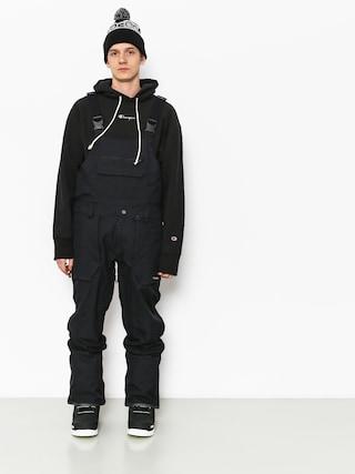 Pantaloni pentru snowboard Volcom Roan Bib Overall (black)