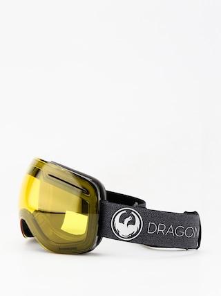 Ochelari pentru snowboard Dragon X1 (echo/photochromic yellow)