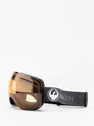Ochelari pentru snowboard Dragon X1 (echo/photochromic amber)