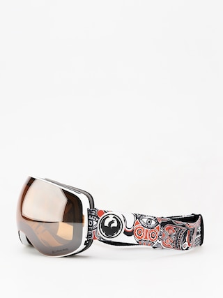 Ochelari pentru snowboard Dragon X2 (faction/lumalens silver ion/dark smoke)
