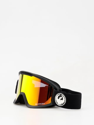 Ochelari pentru snowboard Dragon DX2 (black/lumalens red ion/l rose)