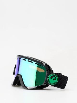 Ochelari pentru snowboard Dragon D1 (split/lumalens green ion/l amber)