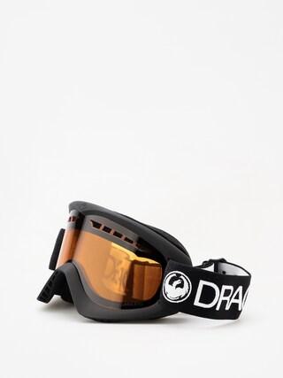 Ochelari pentru snowboard Dragon DX (black/lumalens amber)
