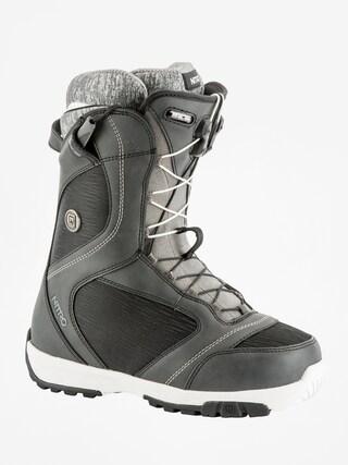 u00cencu0103lu021bu0103minte pentru snowboard Nitro Monarch TLS Wmn (black)